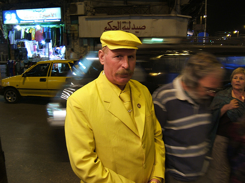 YELLOW MAN